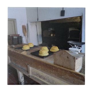 Edwardian Kitchen at Erddig Hall Tile