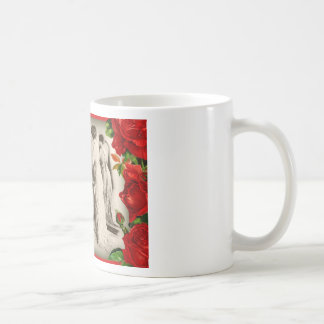 Edwardian Ladies with Roses Mug
