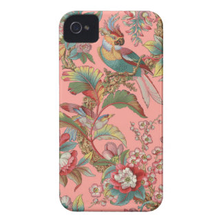 Edwardian Parrot ~ Duchess iPhone 4 Case-Mate Case