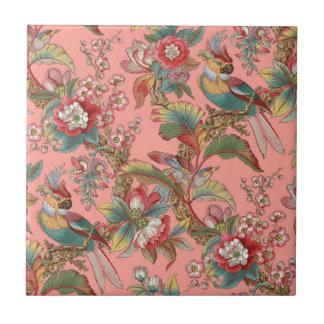 Edwardian Parrot ~ Duchess Tile