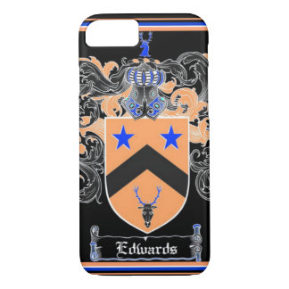 Edwards Coat of Arms iphone Case