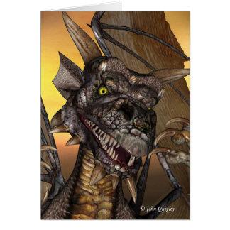 Edwin Dragon Card