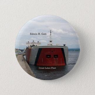 Edwin H. Gott button