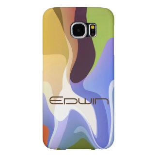 Edwin Speckled Style Samsung Galaxy case