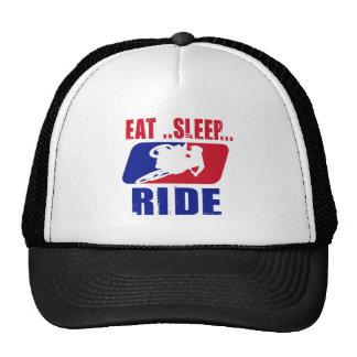 Eeat Sleep and ride Mesh Hat