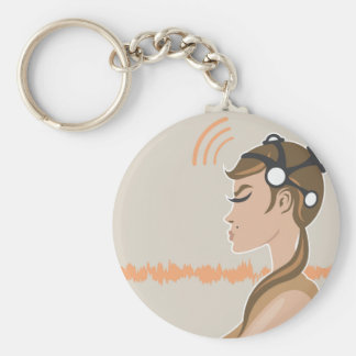 EEG Headset Key Ring