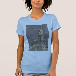 Eeifel Tower Tee Shirts