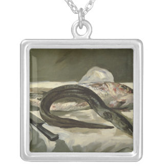 Eel and Red Mullet, 1864 Custom Necklace