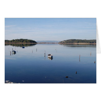 Eel Lake, Gruissan Card