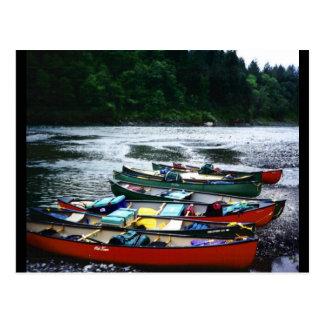 Eel River, California Postcard