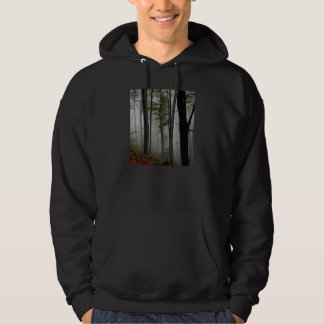 EERIE FOREST TREES LEAVES FULL FALL COLORS SWEATSHIRTS