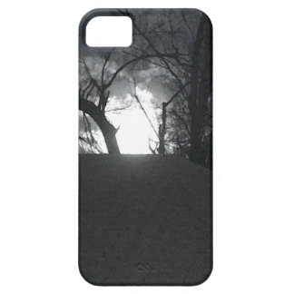 Eerie Morning iPhone 5 Cases