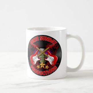 Eerie Sunday Brigade mug