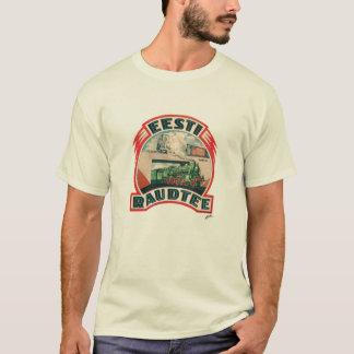 Eesti Raudtee - Estonian Railroad T-shirt