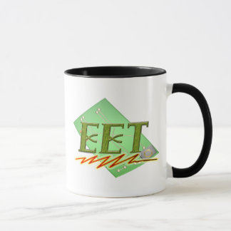 EET - ELECTRICAL ENGINEER TECH CIRCUIT BOARD LOGO MUG