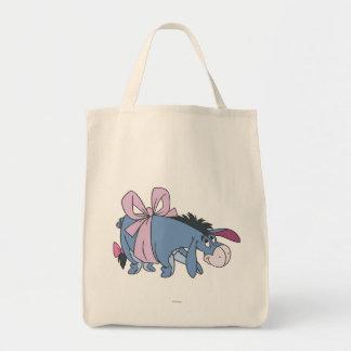 Eeyore 1 grocery tote bag