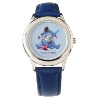 Eeyore 6 wristwatch