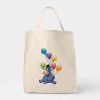 Eeyore 7 grocery tote bag