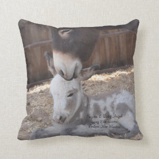 Eeyore and Angel Cushion