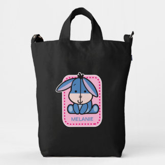 Eeyore Cuties Duck Canvas Bag