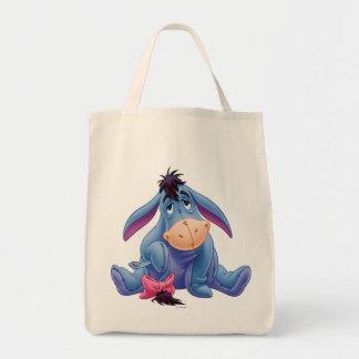 Eeyore Grocery Tote Bag