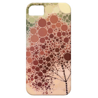 effect tree red barely there iPhone 5 case