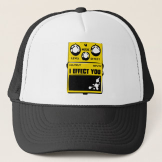 effecter trucker hat