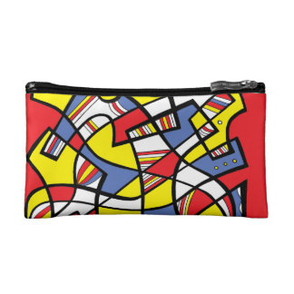 Effective Affirmative Endorsed Independent Cosmetic Bags