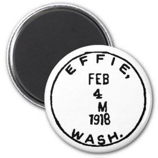 Effie Ghostmark 6 Cm Round Magnet