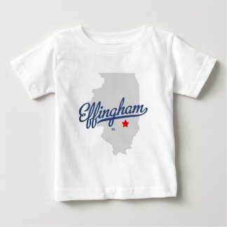 Effingham Illinois IL Shirt
