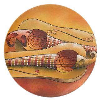 Efheros V1 - squashguitar Plate