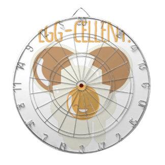 Egg-cellent Dartboards