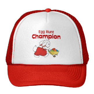 Egg Hunt Champion Trucker Hats