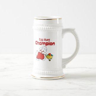 Egg Hunt Champion Mugs