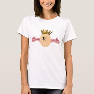 Egg King ladies t-shirt