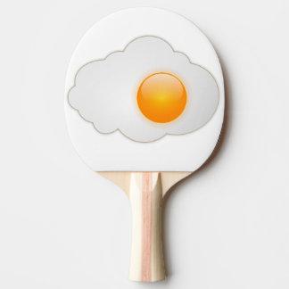 egg ping pong paddle