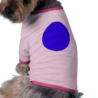 Egg SolidBlue The MUSEUM Zazzle Gifts Pet Clothing