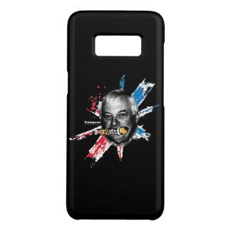 Egg Tart | Black Samsung Galaxy S8 Case