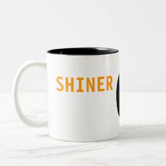 egg two, SHINER, THE EGG Two-Tone Coffee Mug