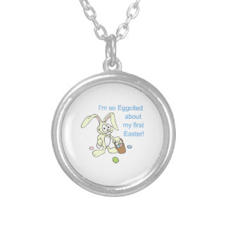 EGGCITED ABOUT EASTER PENDANT