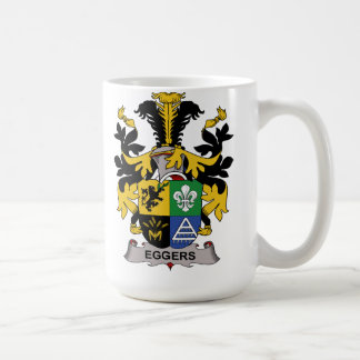 Eggers Family Crest Coffee Mug