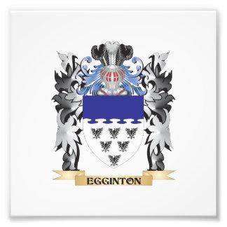 Egginton Coat of Arms - Family Crest Photo