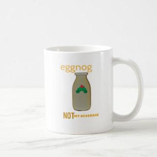 Eggnog! Not My Beverage Coffee Mug