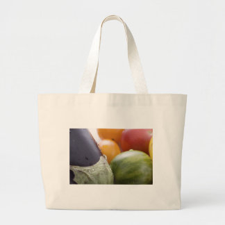 Eggplant and Tomato Bags