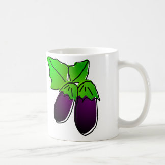 Eggplant Cup