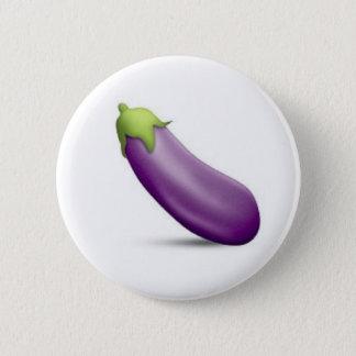 Eggplant Emoji Button