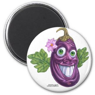 eggplant magnet
