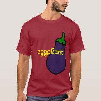 Eggplant T-Shirt