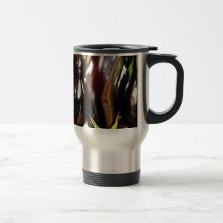 eggplant travel mug