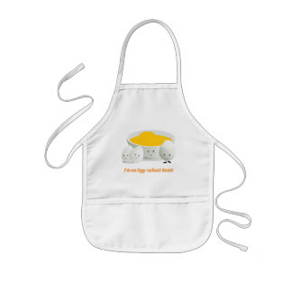 Eggs and Egg Yolks | Kids Apron